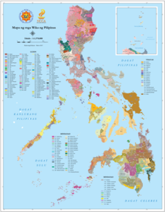 Languages of the Philippines Languages of a geographic region
