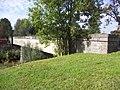 KZ Gusen I & II - Schleppbahnbrücke 2007.jpg