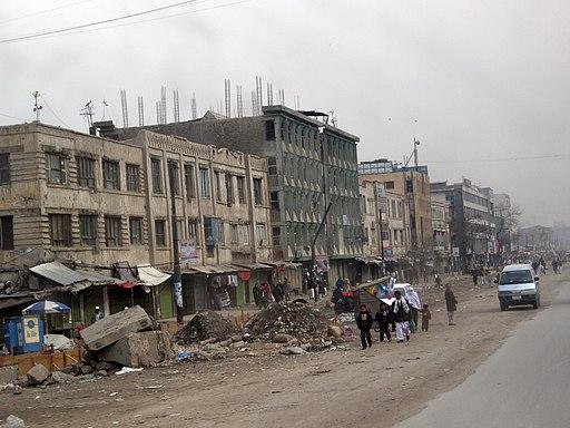 Kabul Downtown