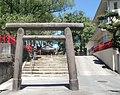 Kagoshima Ichinomiya-jinja torii.jpg