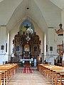 Kaltanėnai, bažnyčios interjeras.JPG