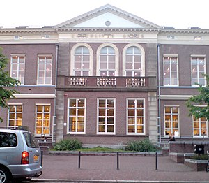 Leiden University - Faculty of Law