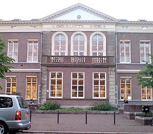 Kamerlingh Onnes Gebouw, Leiden University, at...
