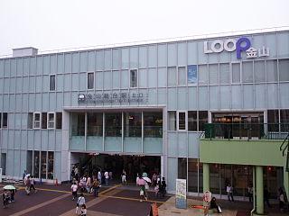 Kanayama Station (Aichi) Railway and metro station in Nagoya, Japan