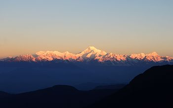 Kanchenjunga Sunrise from Gnathnag Valley - Sikkim.jpg