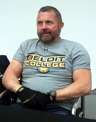 Kane Hodder - Hodder in December 2012