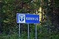 Kannus municipal border sign 20190703.jpg