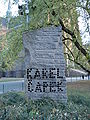 Karel Capek monument.JPG