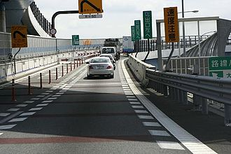 Uji - On ramp for Keiji Bypass