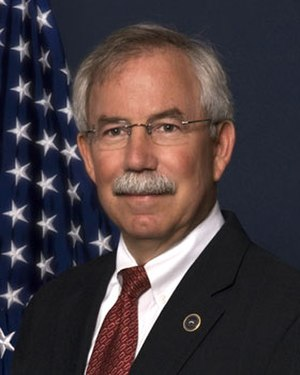 Kenneth E. Melson - Image: Kenneth E. Melson official portrait