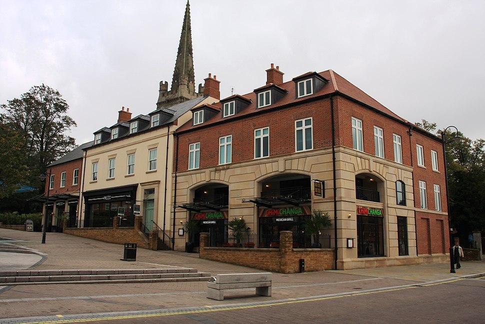 Kettering Market Place