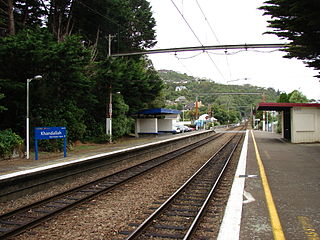 Khandallah railway station railway station