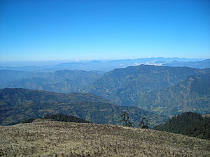 Okhaldhunga District - Khiji Tholedama