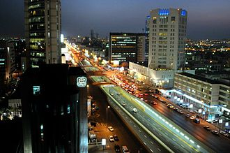 Khobar - Image: Khobar At night
