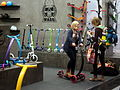 Kick scooters ISPO Munich 2014.jpg