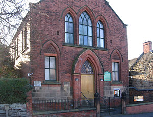 Kilburn, Derbyshire - Baptist Church