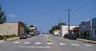 Kimball, Minnesota - Downtown Kimball
