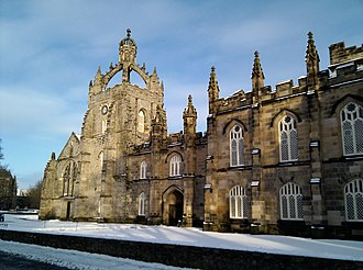 University of Aberdeen - King's College, Aberdeen.