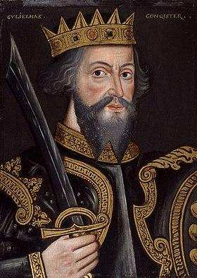 Король Вильгельм Завоеватель, герцог Нормандии, основатель Кана