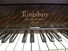 List of piano brand names - Wikipedia
