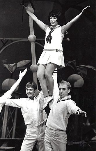 The Boy Friend (musical) - A 1965 production from Finland with Asko Sarkola, Laila Kinnunen and Göran Schauman.