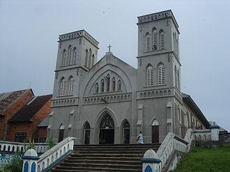 Kisangani - Kisangani cathedral