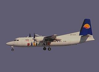 Kish Air Flight 7170 2004 aviation accident