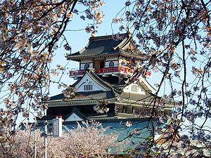 Oda Nobunaga - Kiyosu Castle.