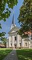 Klagenfurt Viktring Stiftskirche SW-Ansicht 02092016 4028.jpg