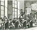 Klassenzimmer einer Knabenschule 1825.jpg