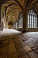 Kloostergang bij Abdij, Middelburg.jpg