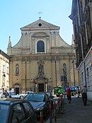 Kościół karmelitów w Krakowie.JPG