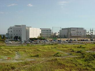 Rokkō Island - Kobe International University