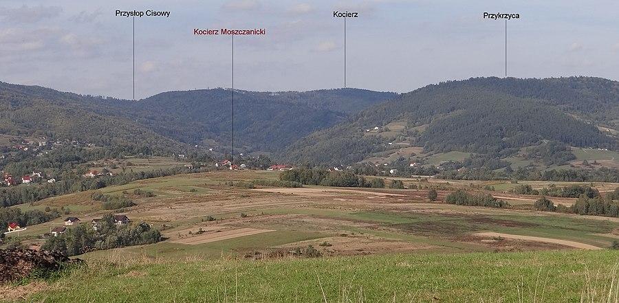 Kocierz Moszczanicki
