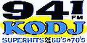 KODJ - Image: Kodj 2001