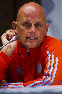Ståle Solbakken Norwegian association football player and manager
