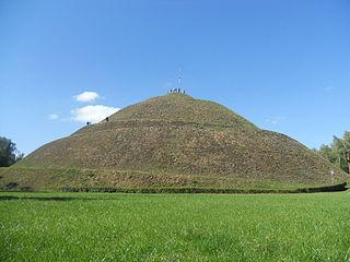 The largest Polish memorial mound, Krakow