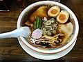 Koriyama Black Ramen 20150404.jpg