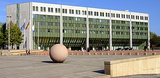 Federal Ministry of the Environment, Nature Conservation and Nuclear Safety - Headquarters in Bonn