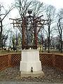 Kostki Potockiego street in Warsaw - Wayside Shrine.jpg