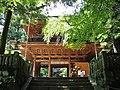 Kozenji (Komagane) Sanmon 2012-08.jpg