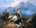Kozietulski during the battle of Somosierra.PNG
