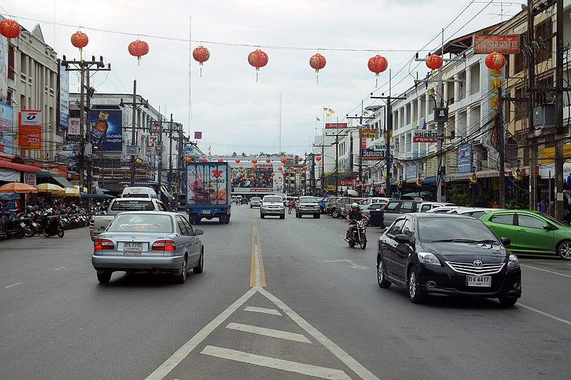 Krabi Town; things to do in Krabi