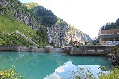 Picture of Kraftwerk Nassfeld