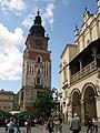 Kraków (Cracow) - Wieża ratuszowa - Town Hall Tower - panoramio.jpg