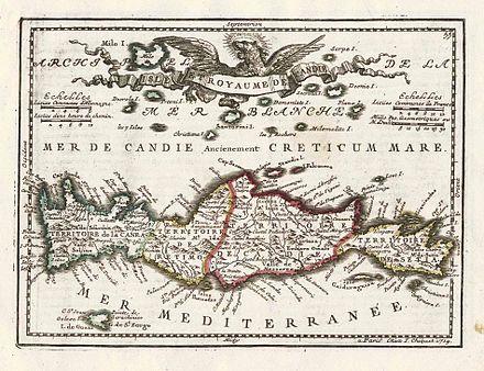 Cartina Geografica Dell Isola Di Creta.Creta Wikiwand