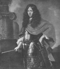 Kristian Albrekt, 1641-1694, hertig av Holstein Gottorp