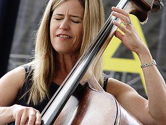 Kristin Korb - Kristin Korb at Aarhus Jazz Festival, Denmark (2014)