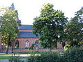 Kristinehamns kyrka - sydfasad.JPG