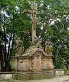 Krzeszów, cmentarz przyklasztorny, grupa ukrzyżowania(2).jpg